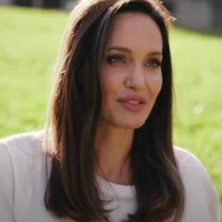 Angelina Jolie a suivi l'élection de Joe Biden avec tous ses enfants !