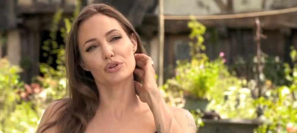 Angelina Jolie: de rares images de sa villa dévoilées sur la Toile !