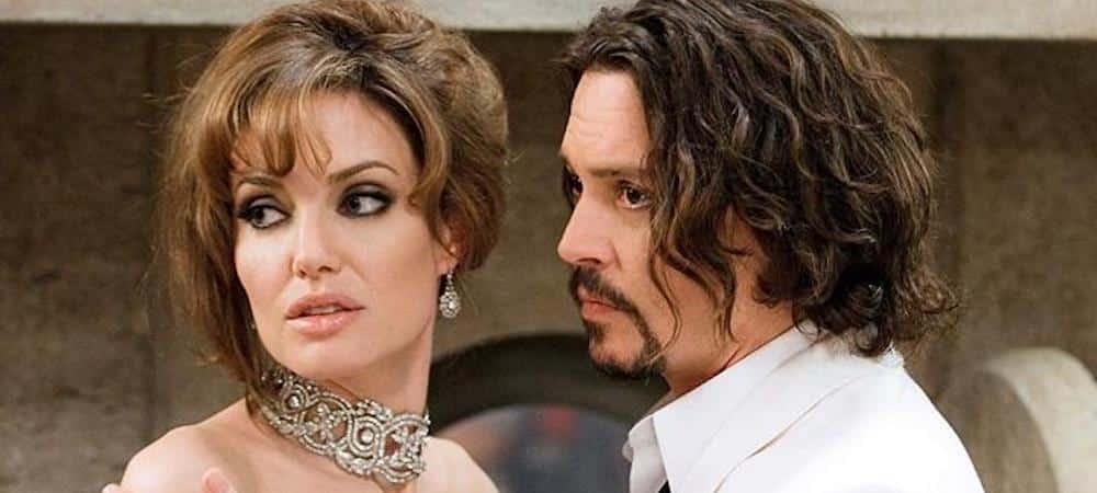 Angelina Jolie en froid avec Johnny Depp sur le tournage de The Tourist