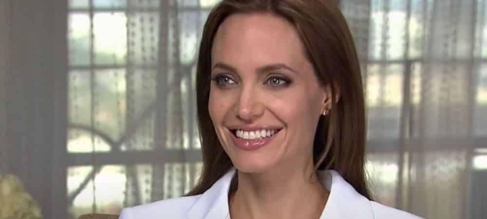 Angelina Jolie n'en revient pas de jouer une héroïne dans Eternals !