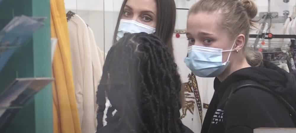 Angelina Jolie sa fille Shiloh brise encore le cœur de Brad Pitt1000