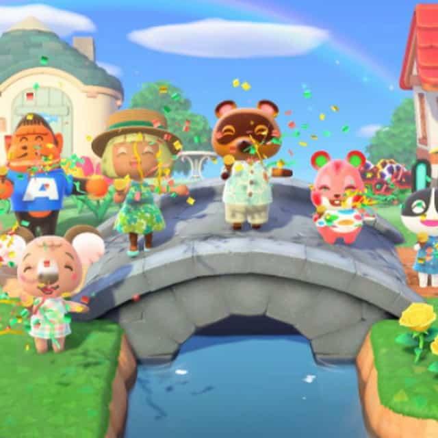 Animal Crossing élu bien culturel le plus vendu en France en 2020 !