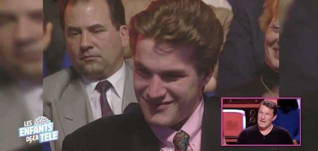 Benjamin Castaldi (TPMP) n'assume pas son look des années 90 !