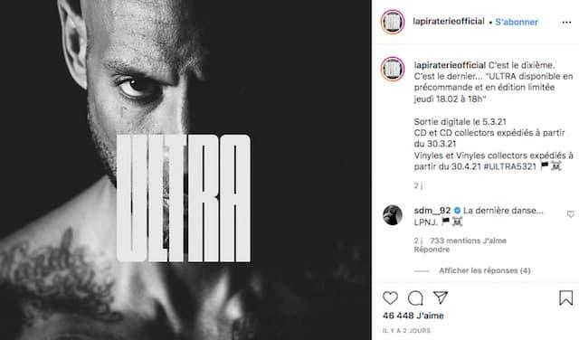 Booba: Chantal Goya aimerait bien faire un feat avec le rappeur !