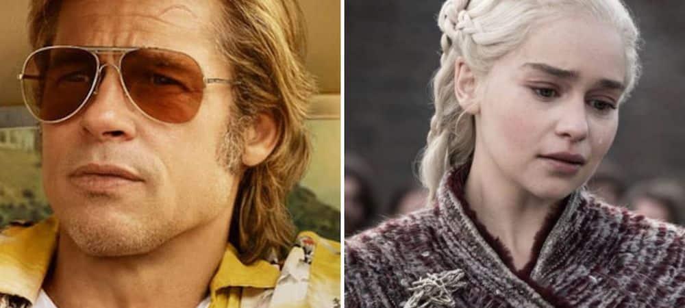 Brad Pitt a bien tenté d'avoir un rencard avec Emilia Clarke !