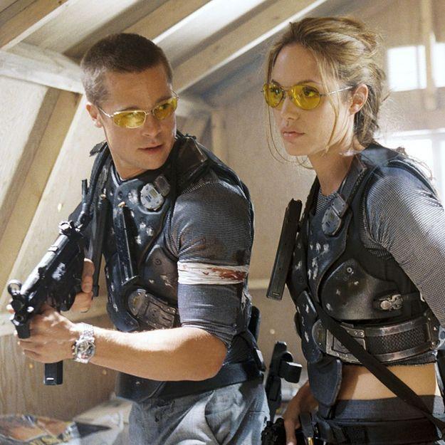 Brad Pitt pas présent dans le reboot de Mr. and Mrs. Smith ?