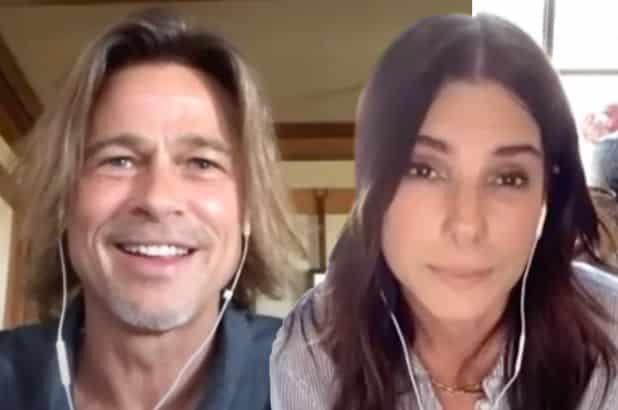 Brad Pitt prêt à jouer pour la première fois avec Sandra Bullock !