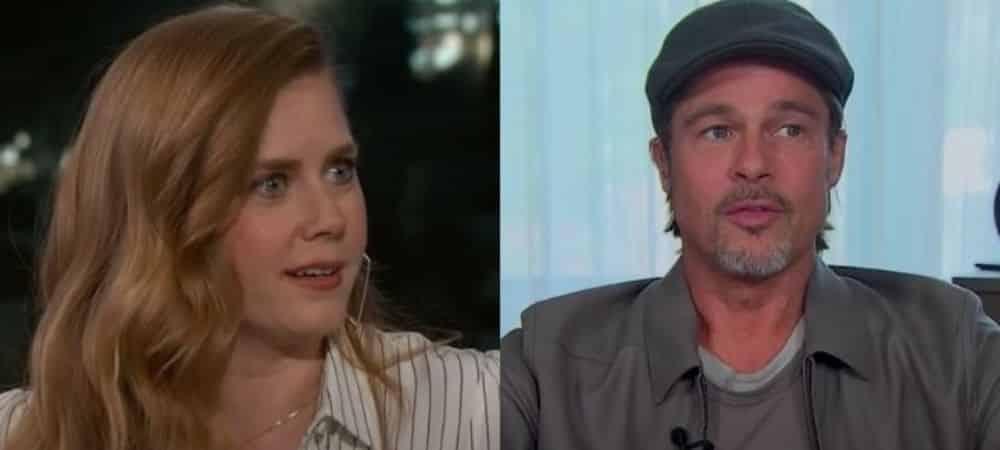 Brad Pitt: Amy Adams très mal à l'aise lors de leur rencontre !