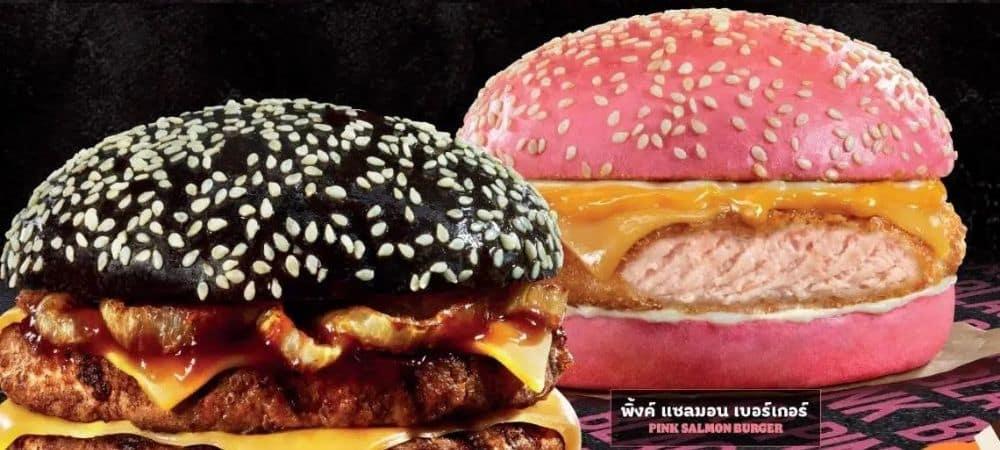 Burger King lance un duo de burgers insolite pour la Saint-Valentin !