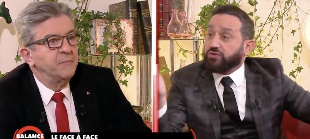 Cyril Hanouna exclut Naulleau de «Balance ton post» pour Mélenchon !