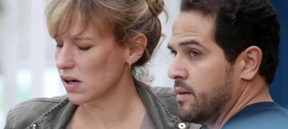 Demain nous appartient: Karim et Aurore fouillent la maison de Chloé !
