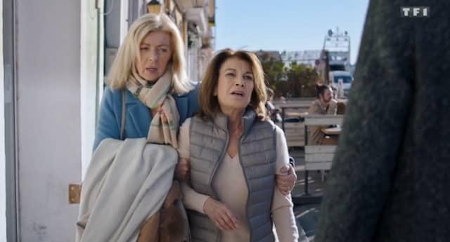Demain nous appartient: Lydie kidnappée par Renaud et Marianne !