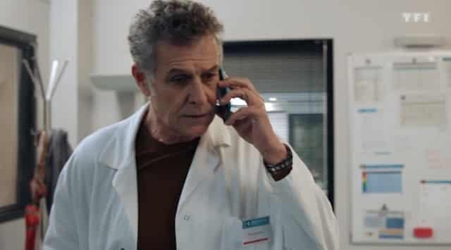 Demain nous appartient: Renaud perd une patiente et pète un câble !