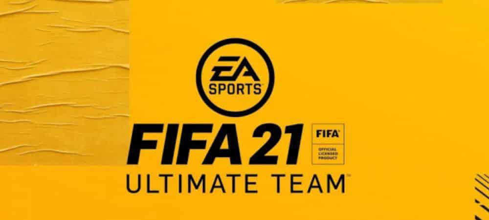 FIFA 21: les défis de la semaine 2 saison 4 de FUT enfin dévoilés !