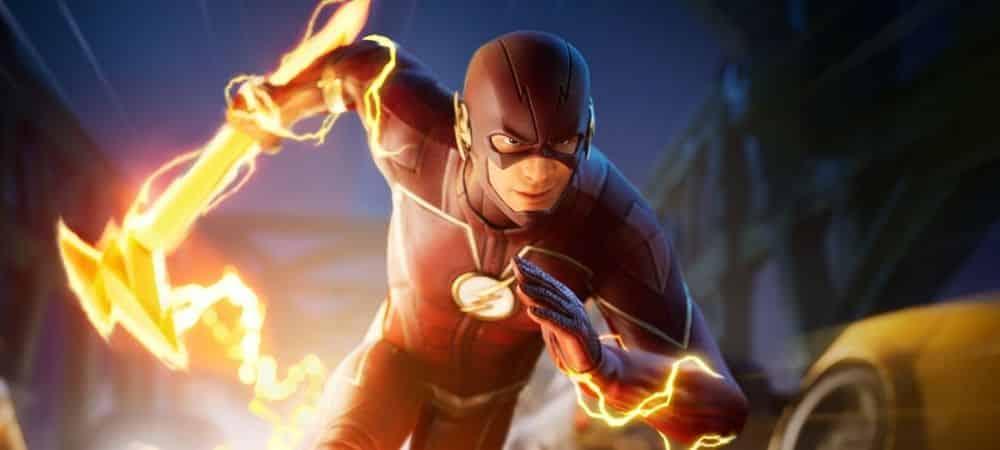 Fortnite: comment obtenir le superbe skin de The Flash ?