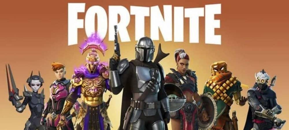 Fortnite: la jeu vidéo va célébrer la Fête du Cinéma !