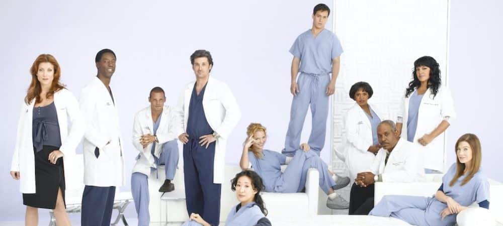 Grey's Anatomy a eu droit à un épisode musical !