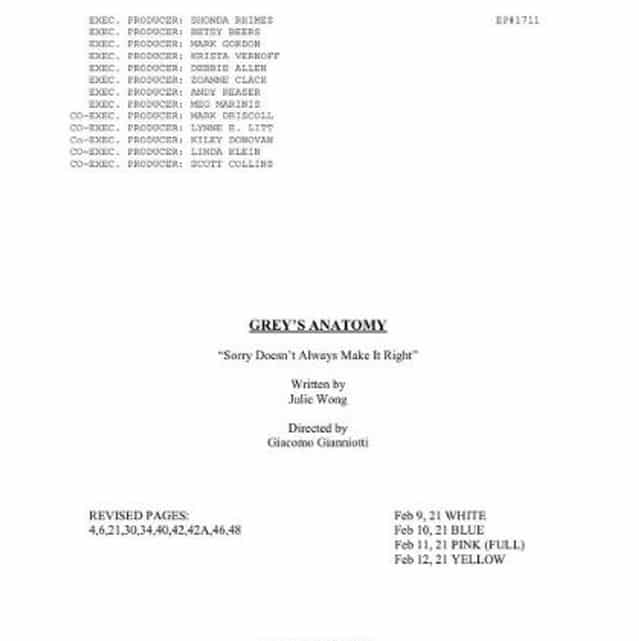Grey's Anatomy saison 17: Giacomo Gianniotti fier de réaliser un épisode !