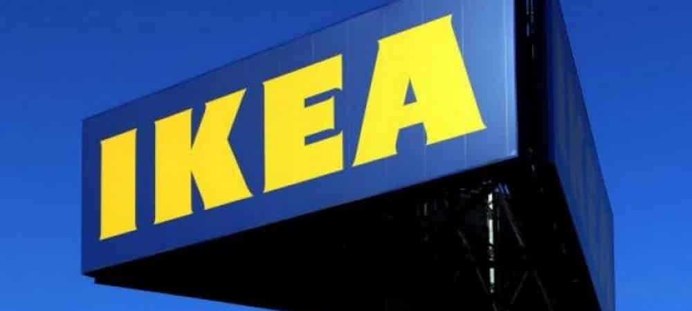 Ikea propose des pièces détachées pour des meubles plus durables !