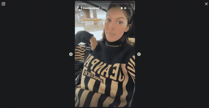 Iris Mittenaere: ce superbe look hivernal qui inspire ses fans !