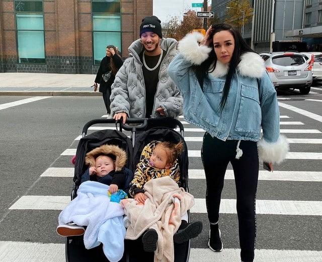 Jazz (JLC Family) et Laurent sur le point de déménager ?