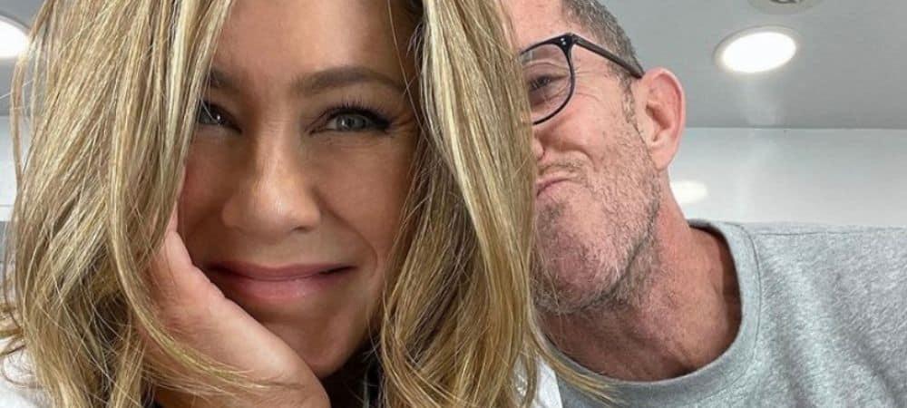Jennifer Aniston fan de cette jolie vidéo d'anniversaire de ses fans !