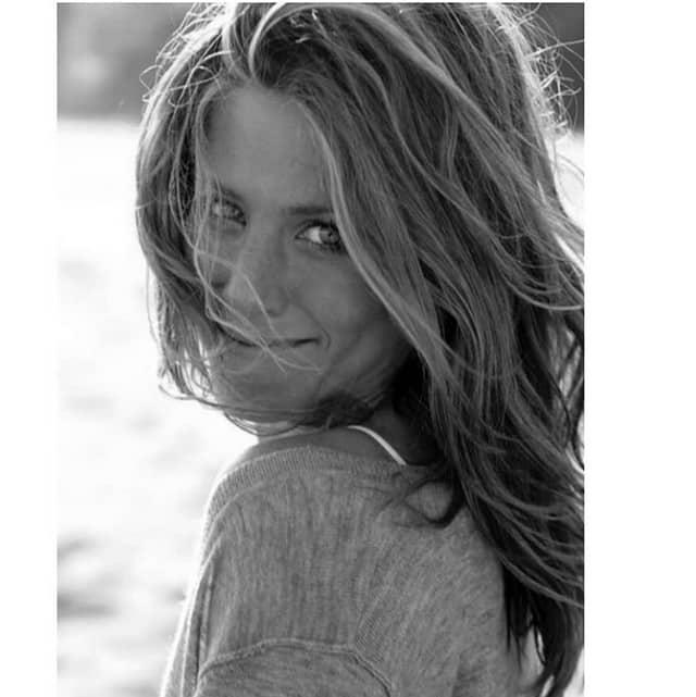 Jennifer Aniston ravissante à la plage sur Instagram !