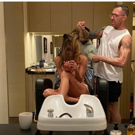 Jennifer Aniston torride en nuisette pour fêter son anniversaire
