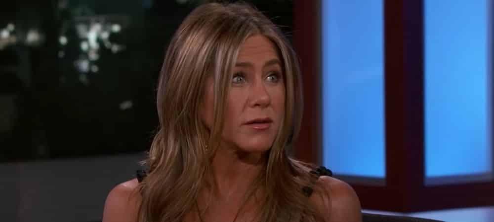 Jennifer Aniston très heureuse sans enfants et le prouve !