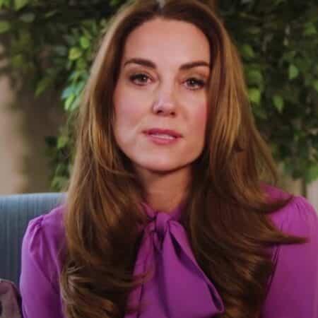 Kate Middleton aux petits soins pour William après le décès de Diana !