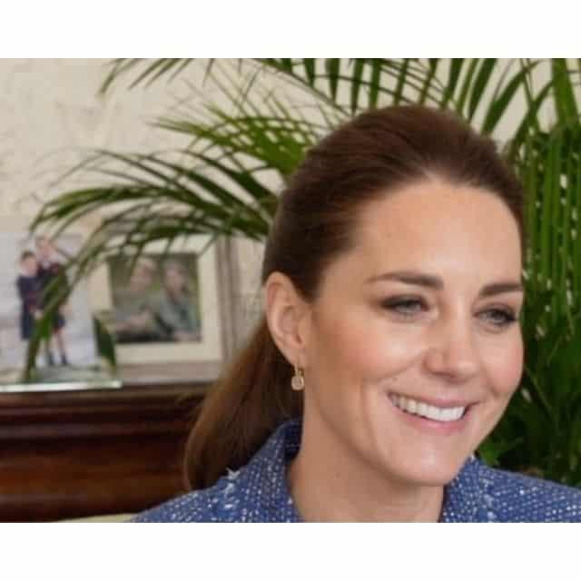 Kate Middleton cet adorable portait de ses enfants qu'elle ne quitte pas !