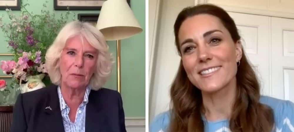 Kate Middleton et Camilla vont bientôt pouvoir rire de leurs maris !