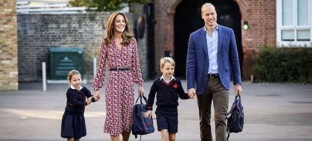 Kate Middleton fatiguée de devoir s'occuper de ses enfants !