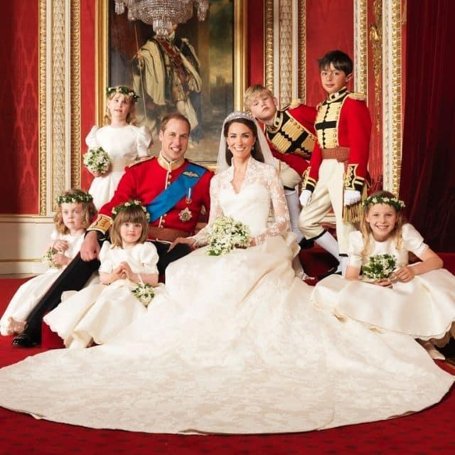 Kate Middleton: William sous pression lors de son mariage !
