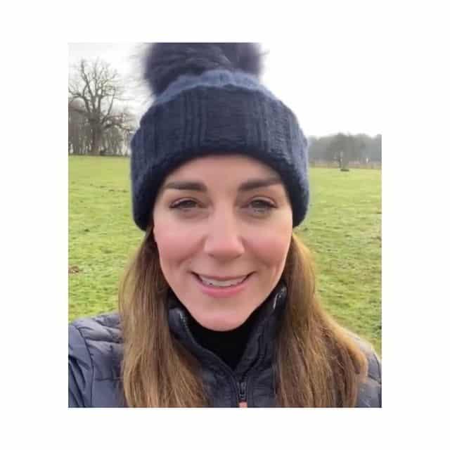 Kate Middleton: son touchant soutien pour les jeunes face au Covid-19 !
