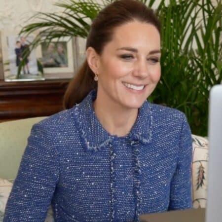 Kate Middleton: cette petite manie que Charlotte a piqué à sa mère !