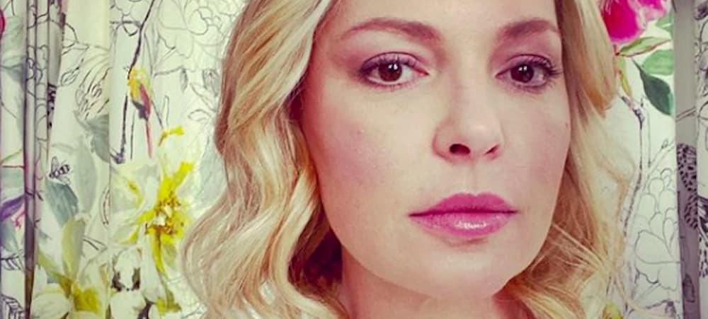 Katherine Heigl (Grey's Anatomy) choque ses fans avec son look !