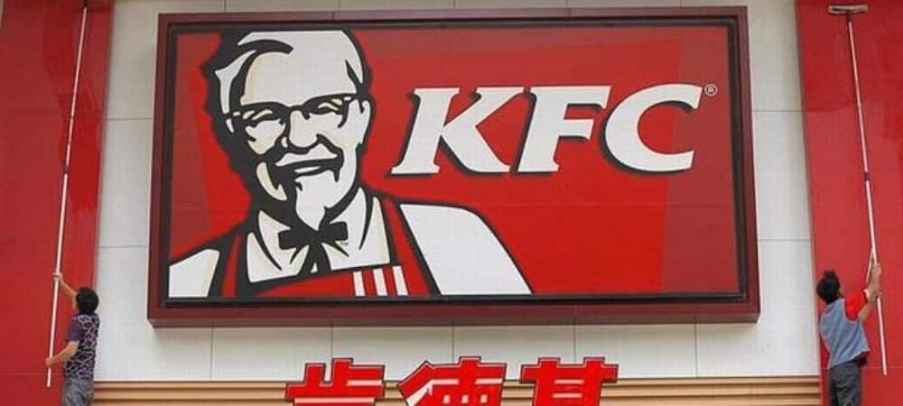 KFC s'associe au jeu vidéo «Genshin Impact» pour une édition limitée !