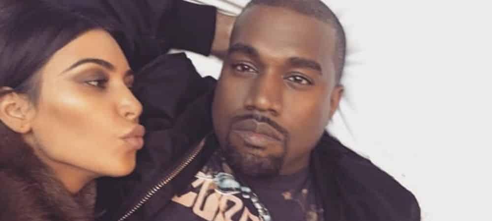 Kim Kardashian et Kanye West en guerre ils refusent de se parler !