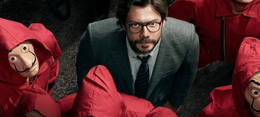La Casa de Papel saison 5- les épisodes enfin dans la boite