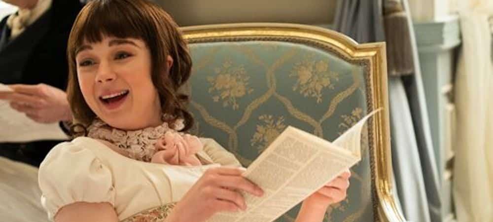 La Chronique des Bridgerton (Netflix) une nouvelle erreur repérée chez Eloise