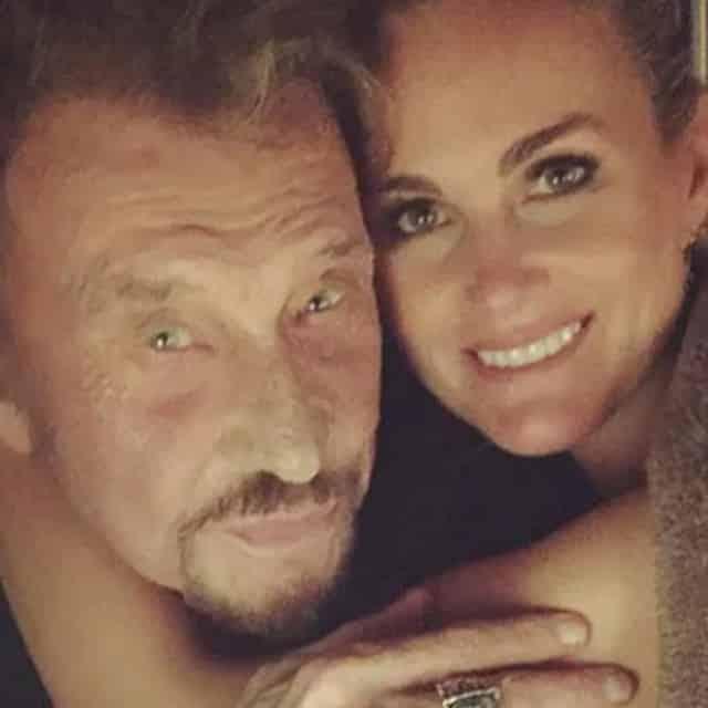 Laeticia Hallyday et David Hallyday s'unissent pour le père de Johnny !
