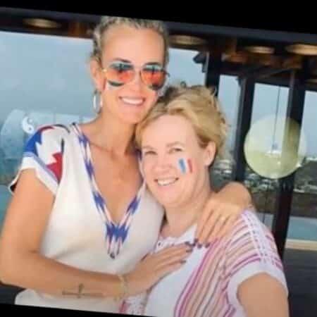 Laeticia Hallyday et Hélène Darroze inséparables depuis 15 ans déjà !