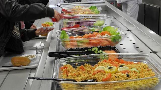 Les étudiants peuvent à nouveau aller aux restaurants universitaires !