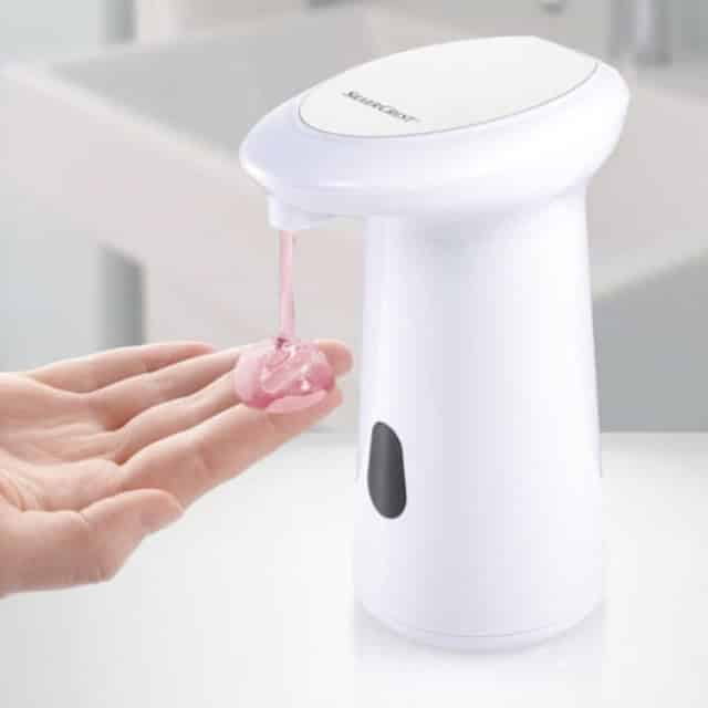 Lidl va bientôt vendre son propre distributeur de gel hydroalcoolique