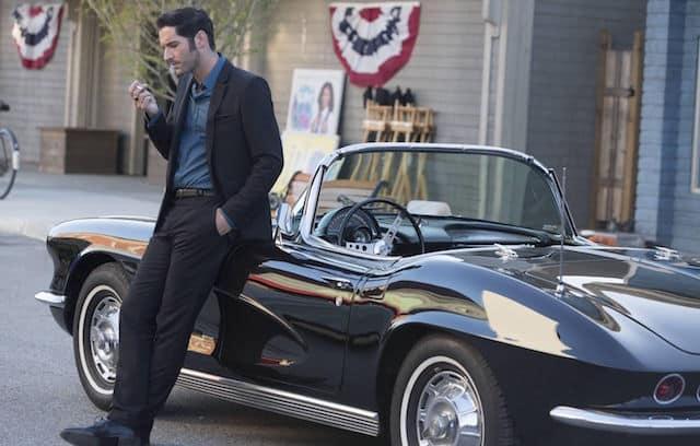Lucifer saison 5: mais au fait quelle voiture conduit le diable ?
