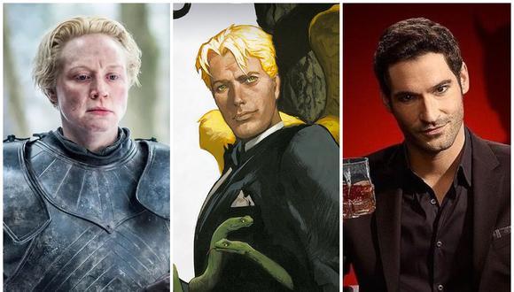 Lucifer: Tom Ellis remplacé par Gwendoline Christie dans The Sandman !