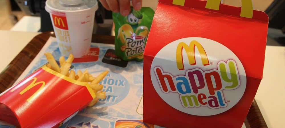 McDonald's: de grands fans de Pokémon s'attaquent aux Happy Meal !