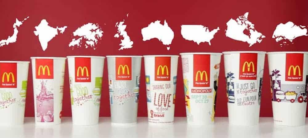McDonald's ressuscite une célèbre boisson orange juste pour les fans !