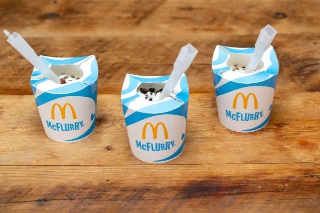 McDonald's un client à failli mourir à cause d'un McFlurry !